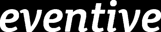Eventive logo in white