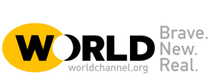 WORLD channel logo in color